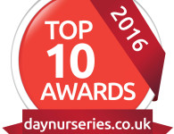 Manor House School Nursery top-10-award-2016