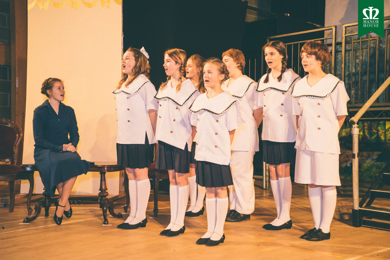 Manor House School Senior Production 2015