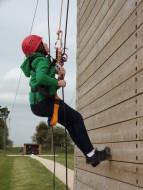 Manor House Junior Climbing Wall