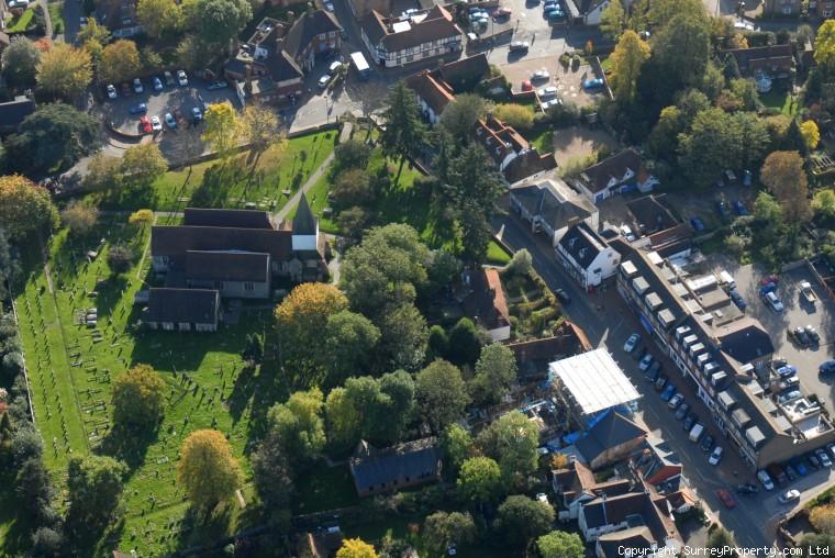 Bookham Aerial