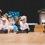 school nativity performance