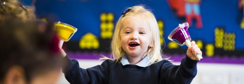 Awarding Winning Nursery School