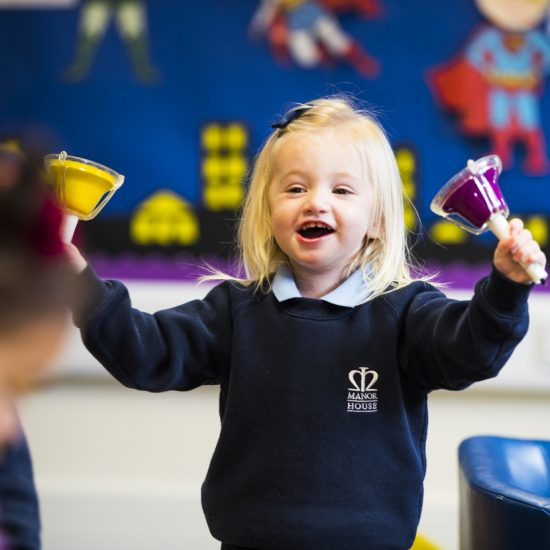 Awarding Winning Nursery School