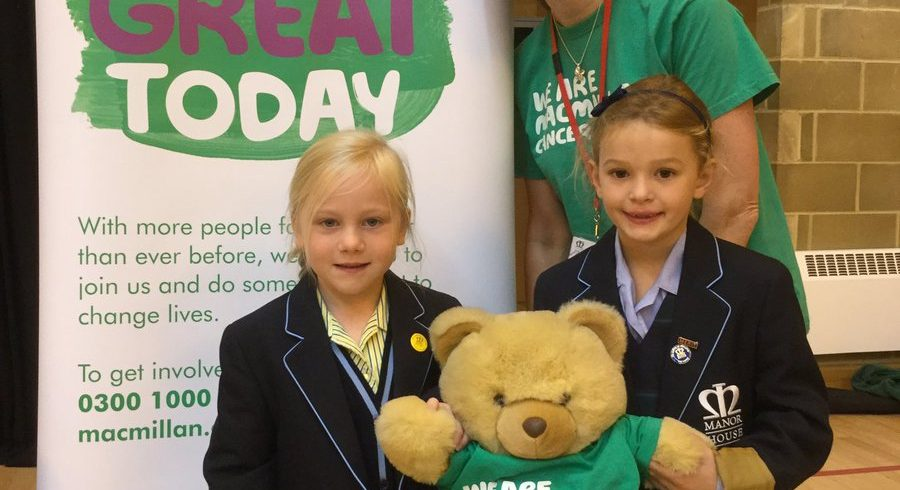 Supporting Macmillan Cancer