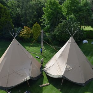 tepees-in-the-Manor-House-School-grounds
