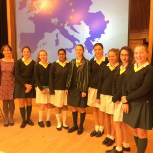 MFL assembly at Manor House School