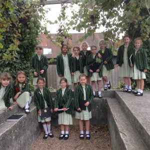 Manor House School-Year-3-roman-history-trip