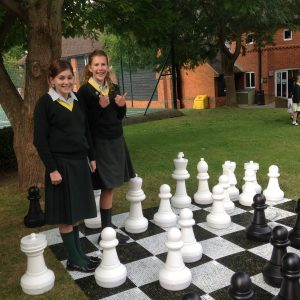 Manor House School Year 8 Chess