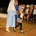 Prep School Nativity Performance